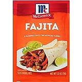 McCormick Fajita Seasoning Mix, 1.12 oz (Pack of 12)
