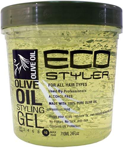 Eco Styler Styling Gel Tucson Mall Olive 3 Oil Pack of Regular dealer