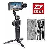Zhiyun Smooth 4 3-Axis Stabilisateur De Cardan De Poche Pour Smartphones Comme iPhone X 8 7 Plus 6 Plus Samsung Galaxy S9 + S8 S8 + S8 S7 S7 Smartphones Vertigo Shoot Phonego