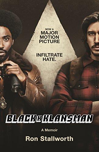 Black Klansman: NOW A MAJOR MOTION PICTURE (English Edition)