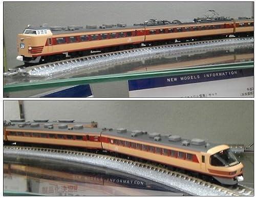 [Limited Edition] J.R. Limited Express Series 485 `Good bye Raicho` (9-Car Set) (japan import)