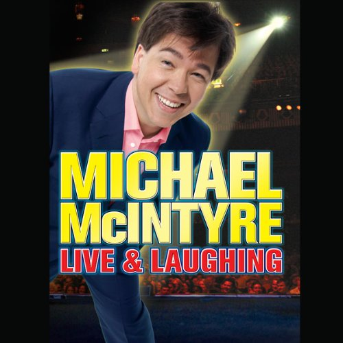 Michael McIntyre audiobook cover art