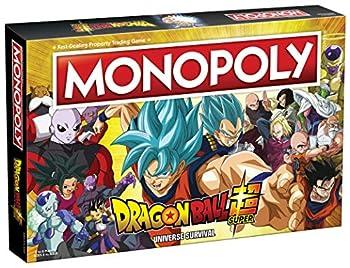 Best monopoly dragon ball z Reviews