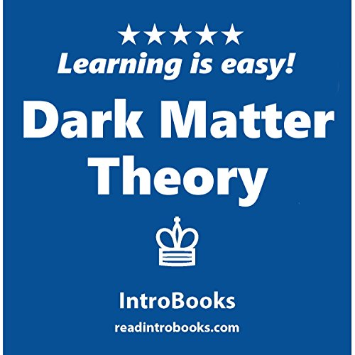 Dark Matter Theory audiobook cover art