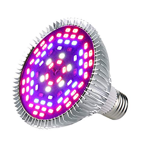Pillows-RJF LED Grow Light Full Spectrum Plant Growing LED Lamps Horticulture Light For Garden Greenhouse Indoor Planting Grow Lamp Wide Area Coverage (Edition : 50w)
