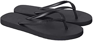 Rip Curl Bondi Thong Women's Sandals, Black, 8 US