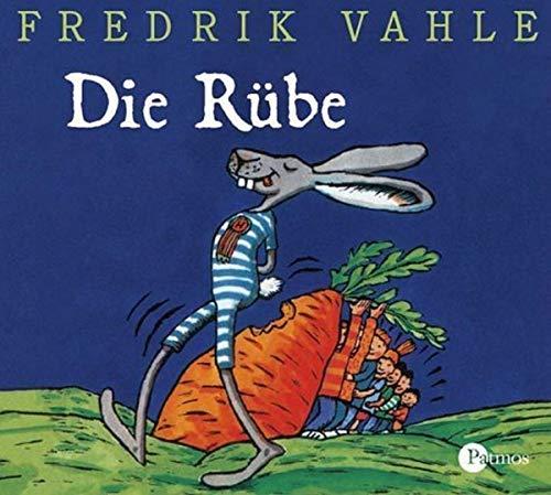 Die Rübe. CD: Lustige und listige Lieder für Kinder von sieben bis siebzig (Sauerländer Hörbuch / Tonträger)