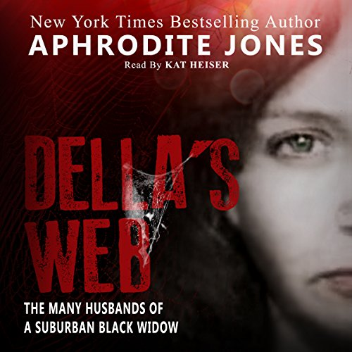 Della's Web audiobook cover art