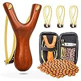 kekafu Set di fioncini in legno per la caccia, un buon regalo per gli amanti della folla