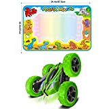 Remote Control Drift Car Toys for Kids: 4x4 Off Road Race Vehicle with 360 Degree Rotating and 2.4Ghz - Stunt RC Truck Gift for Boys Girls and Toddlers at Age of 6 7 8 10 12 on Birthday Christmas
