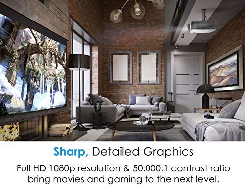 Optoma HD28HDR 1080p Home Theater Projector