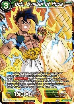 Dragon Ball Super TCG - Uub, Symbol of Hope - P-121 - PR - Promos