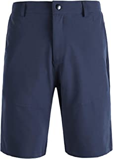 Pioneer Camp Men's Stretch Quick Dry Lightweight Water-Repellent Outdoor Shorts for Hiking, Camping, Travel