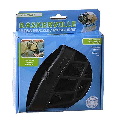 Profi-Tack Baskerville Ultra Muzzle Maulkorb 5