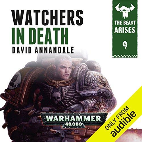 Watchers In Death: Warhammer 40,000 cover art