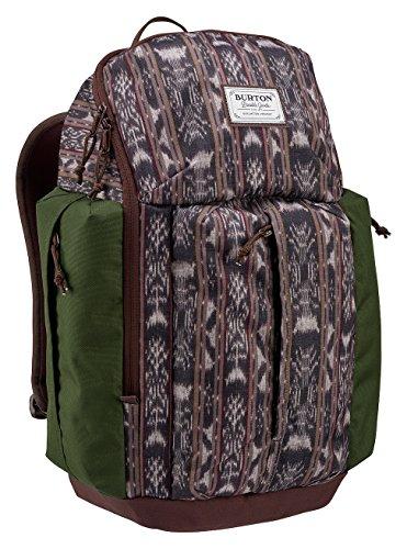 Burton Cadet Pack Daypack, color guatikat print, tamaño 46,5 x 30 x 16,5 cm, volumen liters 30.0