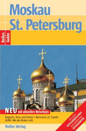 Nelles Guide Moskau - Sankt Petersburg (Reiseführer)