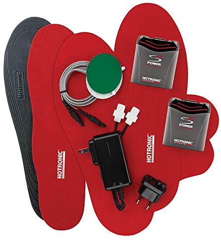 Hotronic Foot Warmer S4+ Universal Upgraded Version