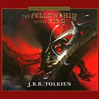 The Fellowship of the Ring (Dramatized) audiobook cover art