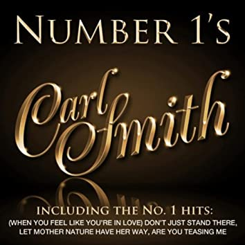 Number 1's - Carl Smith - EP