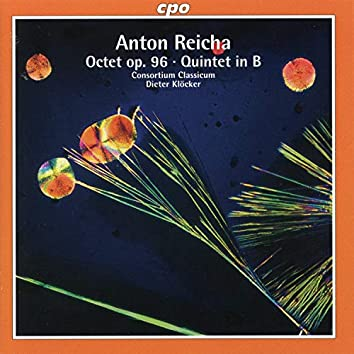 Reicha: Octet, Op. 96 and Variations for Bassoon & String Quartet
