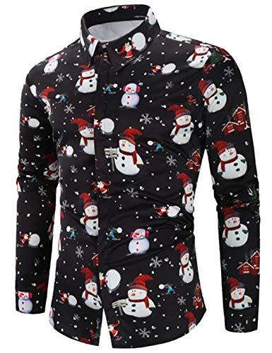 La chemise de Noël moche