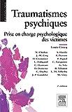 Traumatismes psychiques - Prise en charge psychologique des victimes - Format Kindle - 23,99 €