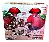 Trader Joe's Organic Fruit Sauce Crushers - Apple Strawberry