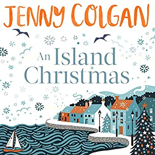 An Island Christmas cover art