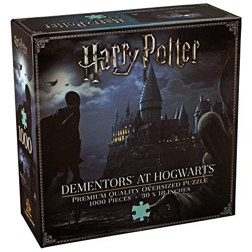 Los dementores de la Colección Noble en el Rompecabezas de Hogwarts de 1000 Piezas
