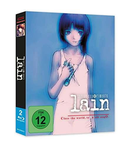 Serial Experiments Lain - Gesamtausgabe - Collector's Edition [Blu-ray]