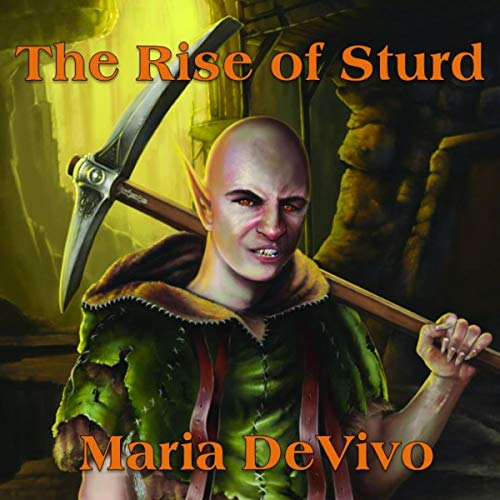 The Rise of Sturd Audiobook By Maria DeVivo cover art