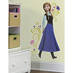 Decorate Your Daughter Room With Anna Sticker