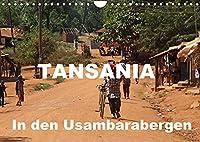 Tansania. In den Usambarabergen (Wandkalender 2022 DIN A4 quer): Tansania. Ein Besuch in den Usambarabergen fuehrt in eine sehr einfache Welt. (Monatskalender, 14 Seiten )