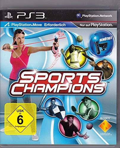 Sony Sports Champions (PS3) [Edizione: Germania]
