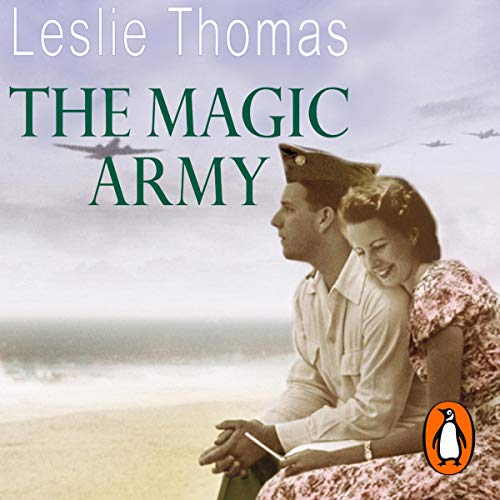 Couverture de The Magic Army
