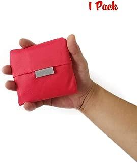 Nainiuao Reusable Grocery Bags 1 Pack ,25