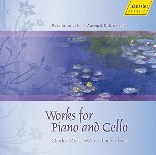 Französische Werke F.Cello+Klavier Vol.1