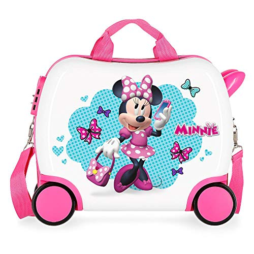 Maleta infantil pequeña Minnie Good Mood
