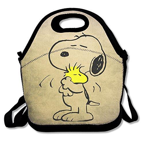 lona bolsa de la compra /Peanuts Felicidad es amistad/ CafePress/ Small /Gamuza de bolsa de lona bolsa caqui