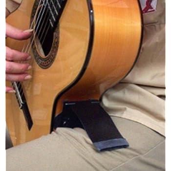 Gitano Soporte Guitarra Clásica Flamenca Ergoplay Espuma Alta ...