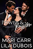 Power and Passion: Masters' Admiralty Box Set (English Edition)