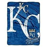 MLB Kansas City Royals 'Triple Play' Micro Raschel Throw Blanket, 46' x 60'