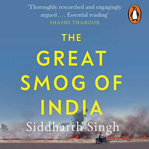 The Great Smog of India cover art