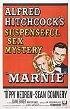 Marnie - Sean Connery – Film Poster Plakat Drucken Bild