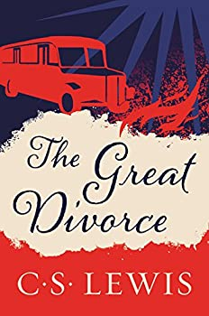 Paperback The Great Divorce Book