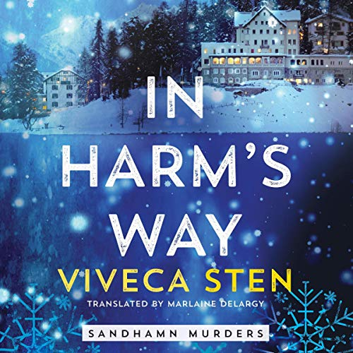 In Harm's Way audiobook cover art