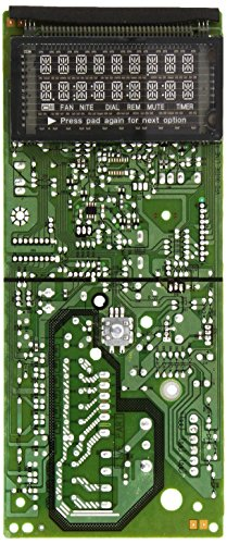 GE WB27X10866 Genuine OEM Main Control Board Assembly for GE Microwaves