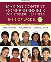 Making Content Comprehensible for English Learners: The SIOP Model, with Enhanced Pearson eText -- Access Card Package (5th Edition) (SIOP Series)