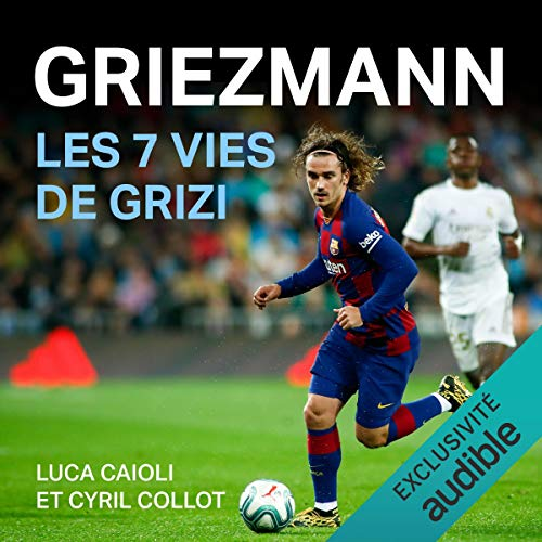 Griezmann cover art